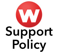 Wilcom America Support Policy